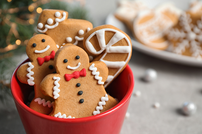 Gingerbread Cookie Christmas